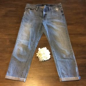 NWOT Sweet Crop Lucky Brand Jeans Size 28